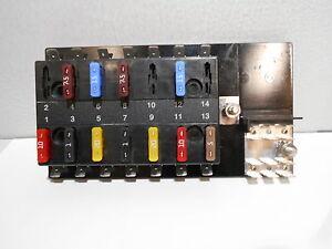 buss atc 14 fuse panel z13 15600 14 11 rv camper trailer. Black Bedroom Furniture Sets. Home Design Ideas