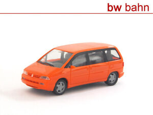 Herpa-H0-021654-Peugeot-806-orange