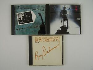 Roy Orbison 3xCD Lot #1