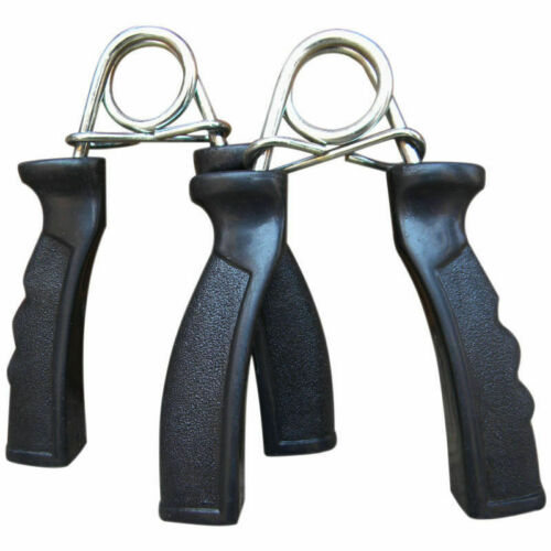 Weight Lifting Steel Hand Gripper Wrist Exercise Fitness Gym Hand Grips