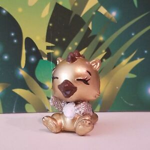 Hatchimals colleggtibles-repintura Golden pigpipper com hatchable Ovo Dourado Lince.