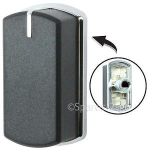 Genuine-BELLING-444449567-444449563-444449566-Hob-Oven-Knob-Black-Silver-Switch