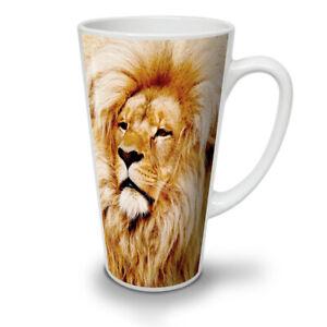 Lion Beast Photo Animal NEW White Tea Coffee Latte Mug 12 17 oz | Wellcoda