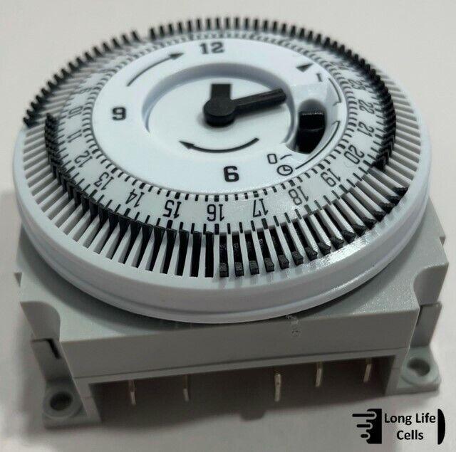 Bosche timer clock battery backup chlorinator pool time electronic FM1BBU