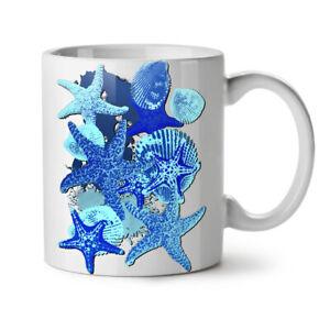 Ocean Sea Star NEW White Tea Coffee Mug 11 oz | Wellcoda