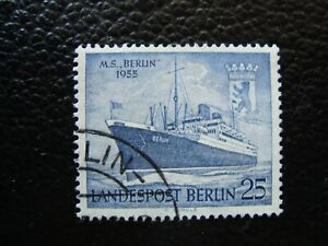 Germany-Berlin-Stamp-Yvert-Tellier-N-112-Cancelled-A37