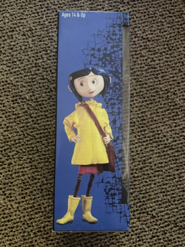 "BRAND NEW!! NECA Coraline 10/"" Prop Replica Doll Unopened LAIKA"
