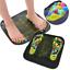 Indexbild 3 - Reflexology Foot Massage Mat Cushioned Acupressure Points Pain Relief - UK Stock