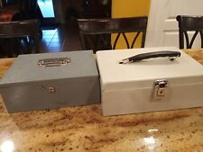 Metal Cash Boxes With Money Tray