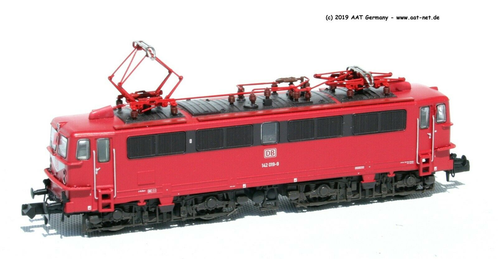 Arnold N hn2271-e-Lok BR 142 019-9 019-9 019-9 DB AG Ep. V NUOVO & OVP 50c5e7