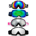 Winter Snow Ski Goggles Unisex Anti Fog Dual Lens UV Protection 3 Layers Foam