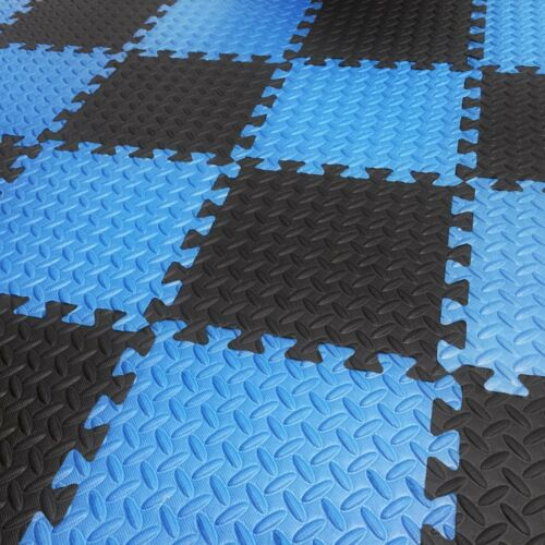 Sportunterlage Puzzle Gymnastikmatte Pool Boden Geräteunterlage Nagarium Aquariu