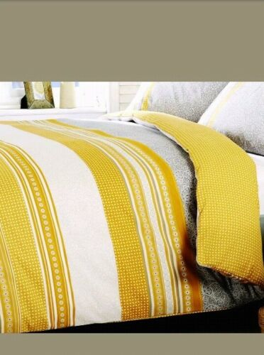 Rapport Havana Ochre Single Duvet Set CHEAPEST ON