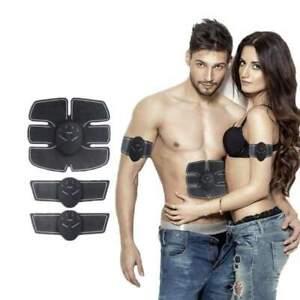 ABS-Stimulator-Abdominal-Fitness-Muscle-Trainer-EMS-Exerciser-Toning-Belt-Kit