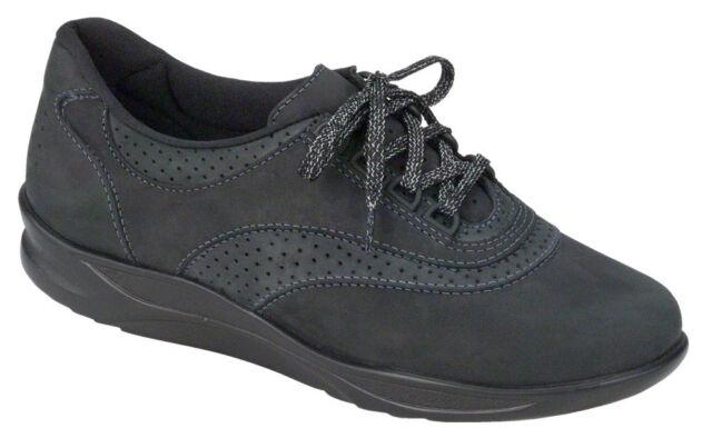 SAS Walk Easy NERO Black Women's Shoes