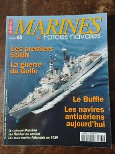 Marines & Forces Naval No 65 2000 Ships Antiaériens