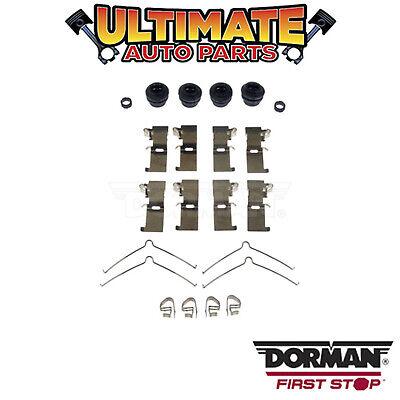 Dorman HW13723 Front Disc Brake Hardware Kit for Select Toyota Models