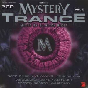 DJ-Hitch-Hiker-Mystery-trance-5-mix-1999-2-CD