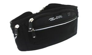 ZOL-Sport-and-Travel-Fashion-Deluxe-Leather-Fanny-Pack-Men-Women-Waist-Bag