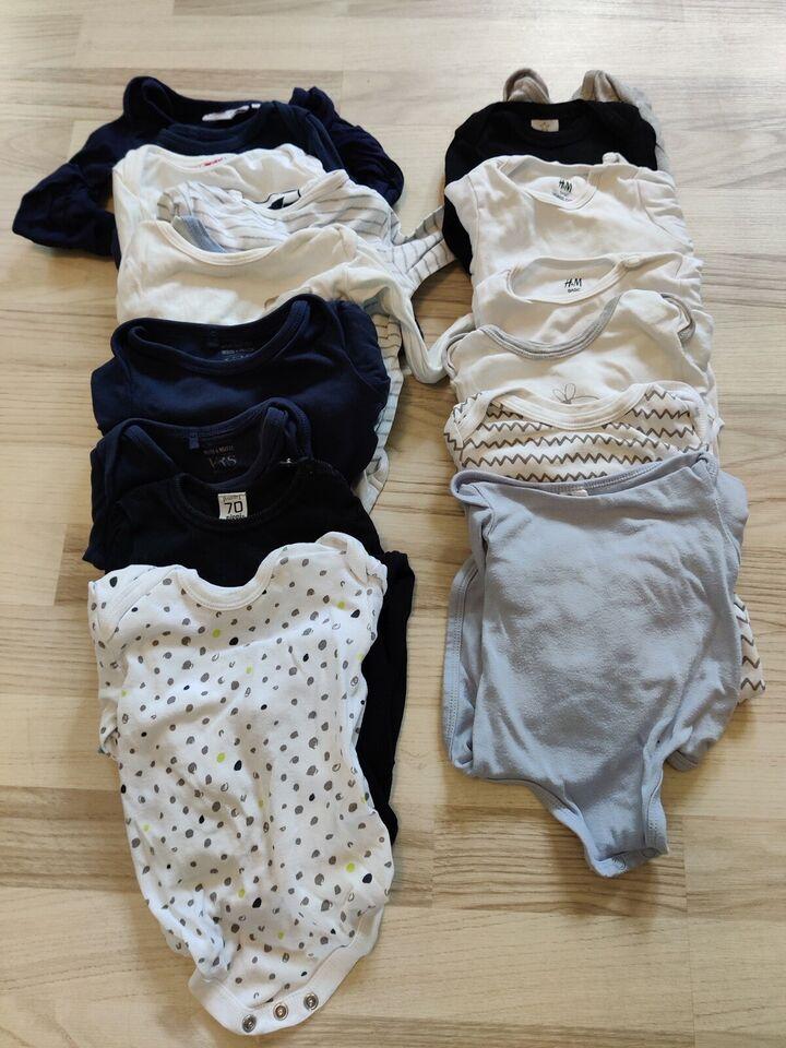 Blandet tøj, Blandet tøj,