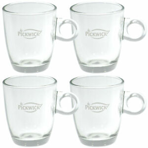 Pickwick-Tee-Glas-Teetasse-Tasse-Tee-Glas-small-200-ml-4er-Pack