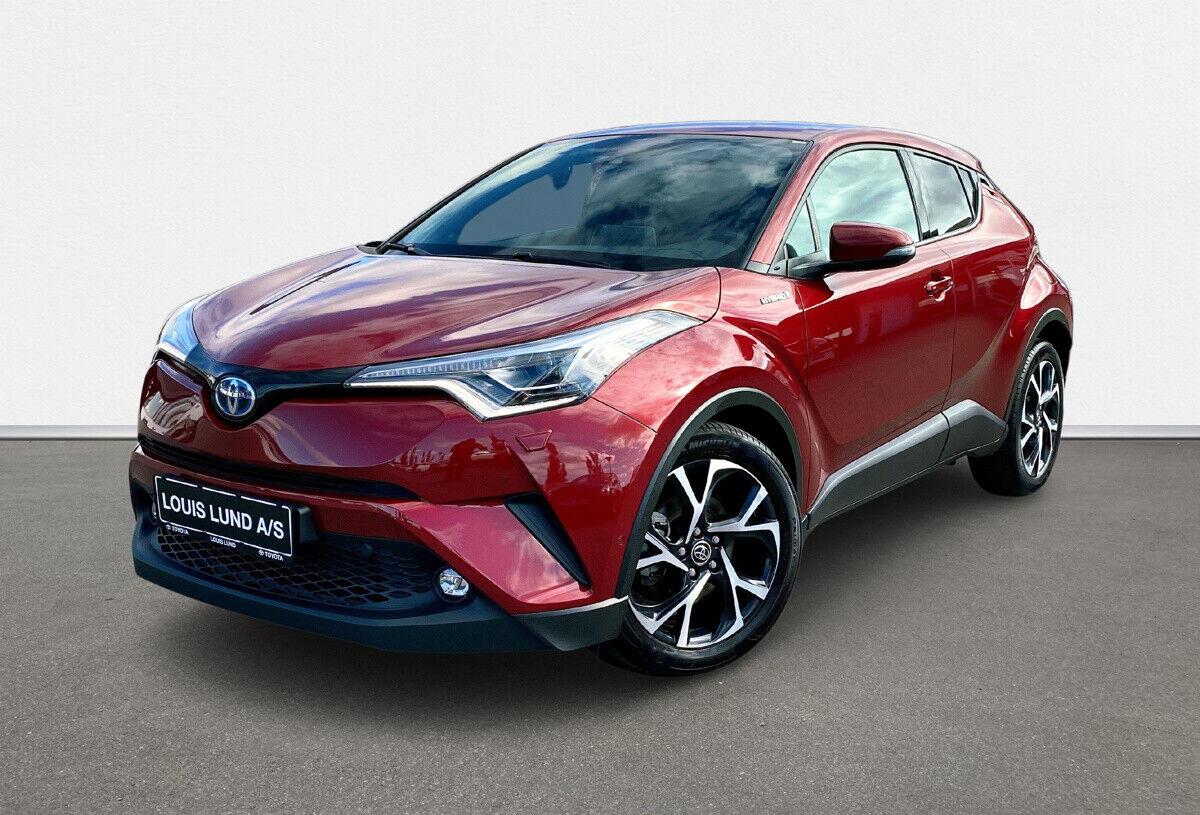 Toyota C-HR 1,8 Hybrid Premium Selected CVT 5d - 284.900 kr.