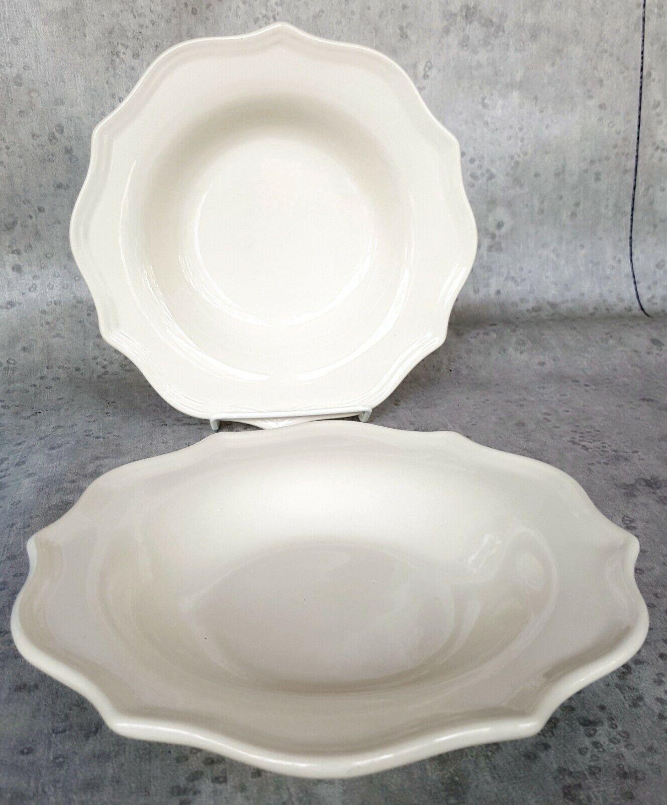 6 Williams Sonoma Manosque soup bowls baroque baroque baroque Portugal 75d8cf