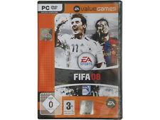 FIFA 08 (PC-Spiel) (verschweißte + deutsche Neuware)