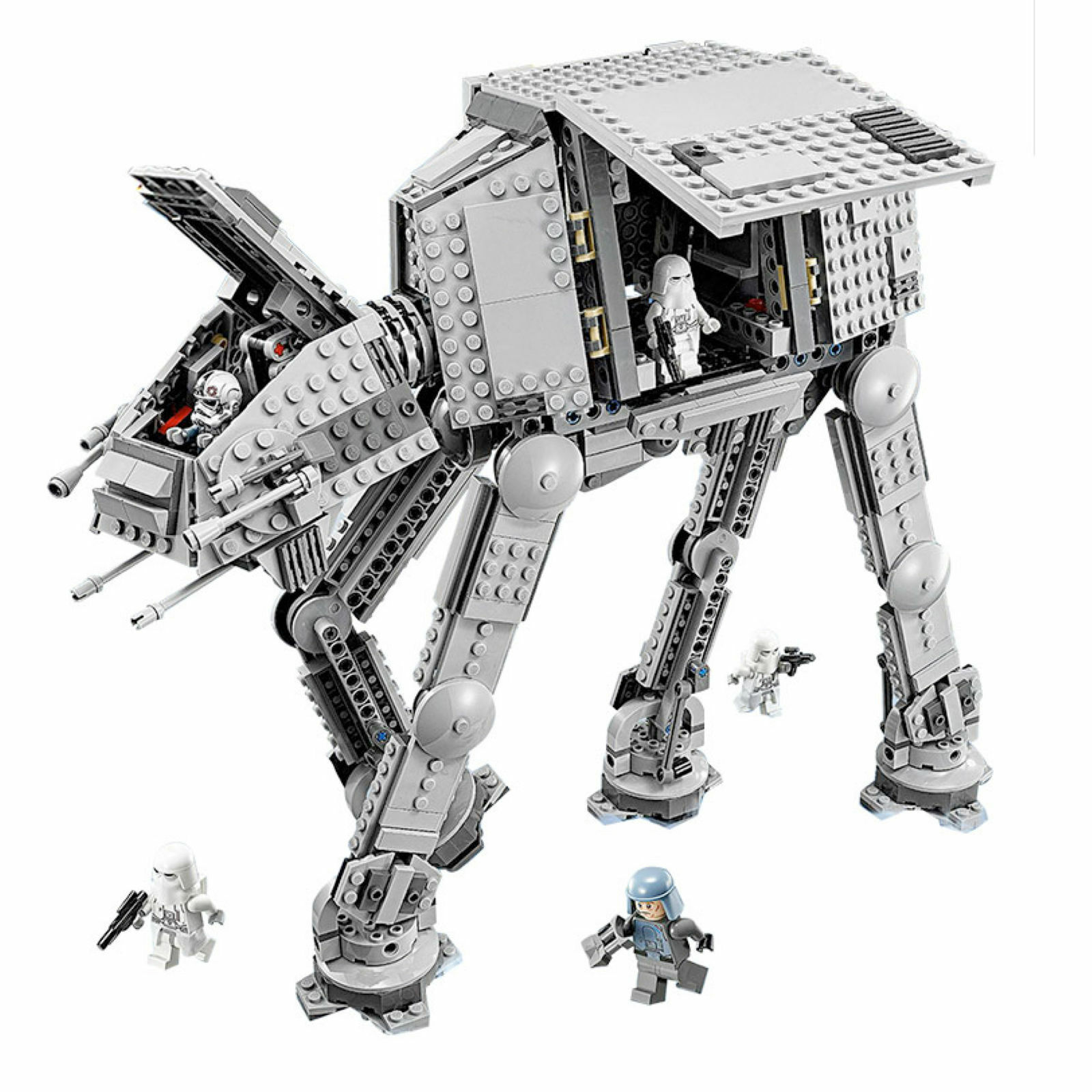 05051 Star Wars Series Force AWAK AT-AT Armed Building Blocks Bricks
