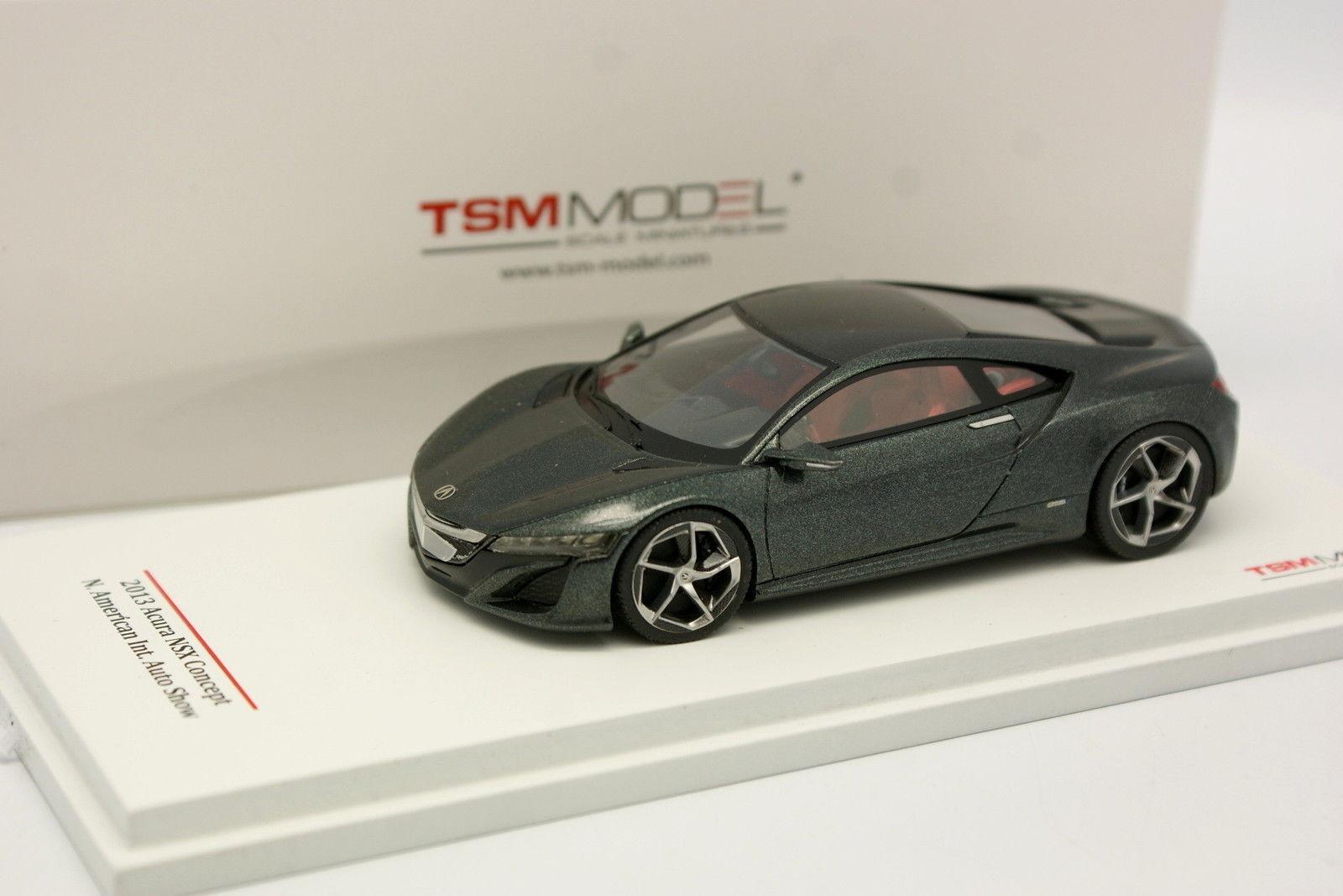 TSM Truescale  - Acura NSX Concept 2013  American Motor Show
