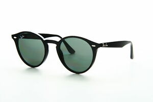 f0b68b998d Ray-Ban RB2180 Women s Sunglasses with Green Classic Lenses and Black Frame