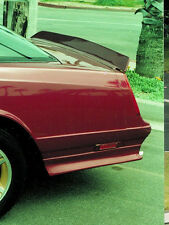1981-1988 Monte Carlo Rear Trunk Spoiler!