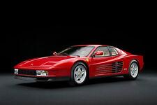 Kyosho Ferrari Testarossa 1989 1/18