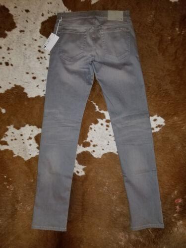 Brixton troit En The Gris Neuf Hommes Jeans La W27 Design Joe's Droit qv7IF