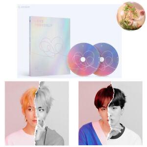 BANGTAN-BOYS-LOVE-YOURSELF-Answer-BTS-L-Ver-Album-2CD-Photocard-Sticker-Pack