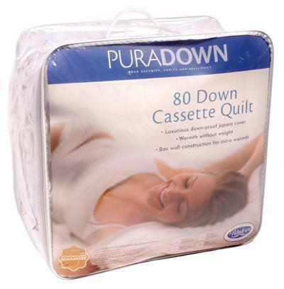 5 Star Hotel Commercial Puradown 80/% Duck Down Duvet Quilt