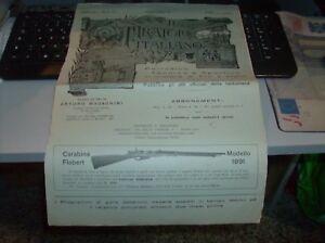 EL-TIRADOR-ITALIANO-ANNO-XLI-N-9-10-MAYO-1932-X-rivista-Skeet-shooting-signo