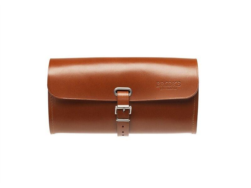 Brooks Challenge miel XL novedad 2013 Alforja Saddle Bag Honey large