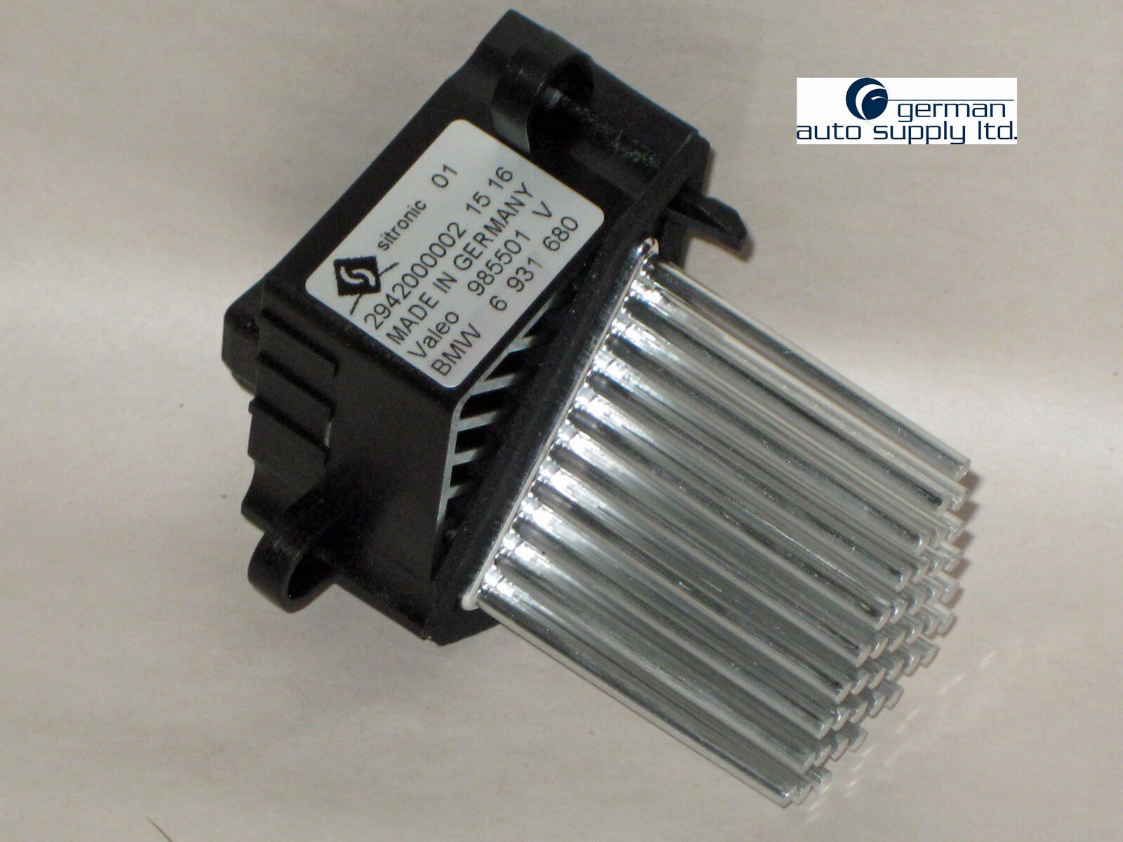 O.E.M PS10 Pigtail Blower Motor