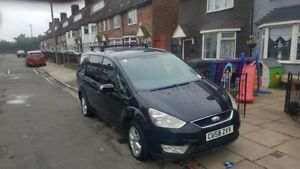 2008 Ford galaxy black 7 seater MOT April 2021 SOLD WITH ...