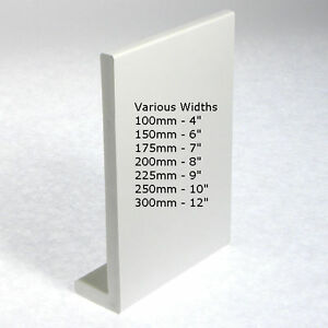 Plastic-UPVC-PVC-Fascia-Cover-Board-Window-Sill-Cill-Various-Width-1-X-2-5m-98-034