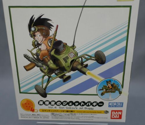 Mecha Collection Dragon Ball Vol.4 Son Goku/'s Jet Buggy Bandai Japan NEW ***