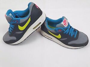 buy popular 46670 cc01e Image is loading Nike-Air-Max-1-GS-Women-039-s-