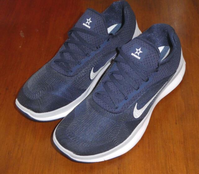 beec07d9d711 Nike Free Trainer V7 NFL shoes mens new AA1948 405 Dallas Cowboys trainers  blue