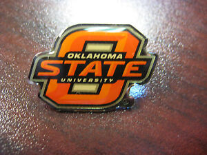 Details about LOT of 50 PINS - Oklahoma State University Pin - Logo (Small)