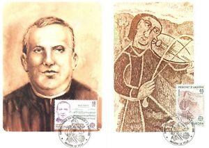 Buy Cheap Tarjeta Maxima Andorra 85 Enric Marfany Juglar Edifil 184/5 Maximum Card Tc10607 Europe Stamps