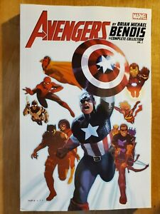Avengers-by-Brian-Michael-Bendis-Complete-Collection-v2-great-condition