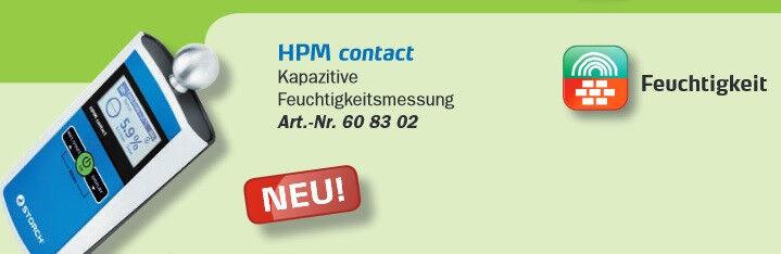 Storch Feuchtemessgerät HPM contact- 608302 | Exquisite (in) Verarbeitung  | Feinbearbeitung  | Praktisch Und Wirtschaftlich