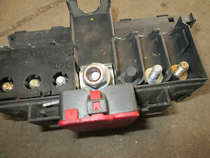Details about 2001-2002-2003-2004-05 Mercedes C240 BATTERY TERMINAL w203  2035450301