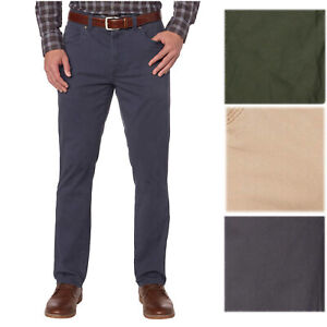 G-H-Bass-Mens-Relaxed-Fit-Stretch-Brushed-Twill-5-Pocket-Pants-1201038